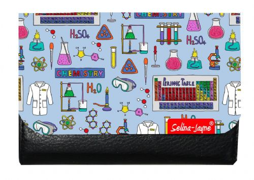 Selina-Jayne Chemistry Limited Edition Designer Small Purse